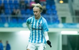Kalju U21 pidi kohtumise lõpuni mängima väravavahita; Tarvas sai Paidelt koslepi