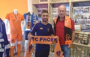Mullu Moldova tippu juhendanud treener tuli tööle Eesti III liigasse