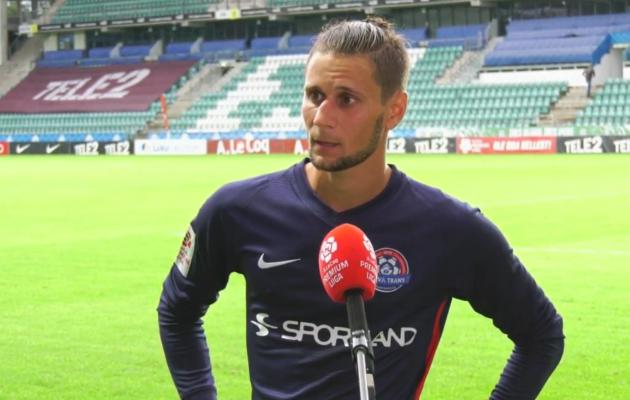 Foto: Soccernet.ee kuvatõmmis