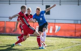 Eesti koondis peab oktoobris ühe maavõistluse