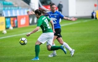 Klubijalgpalli pidupäeva avavad naiskonnad, kes jõudsid finaali väga erineval moel