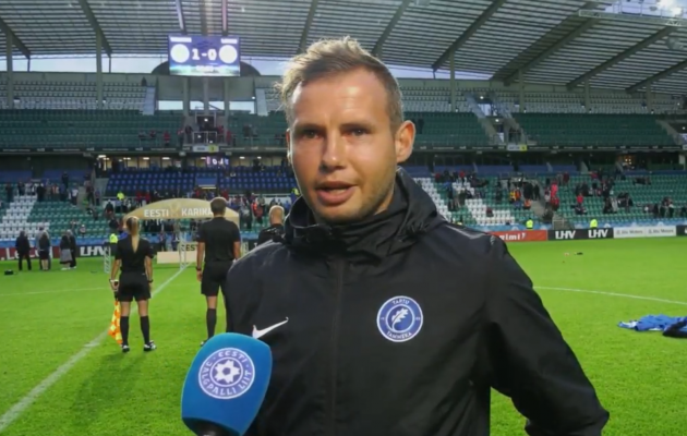 Marti Pähn. Foto: Soccernet.ee