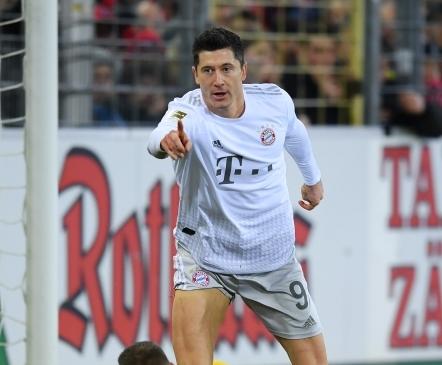 Soome puurivahist mööda, üle ja läbi löönud Bayern võitis 20. Saksamaa karika