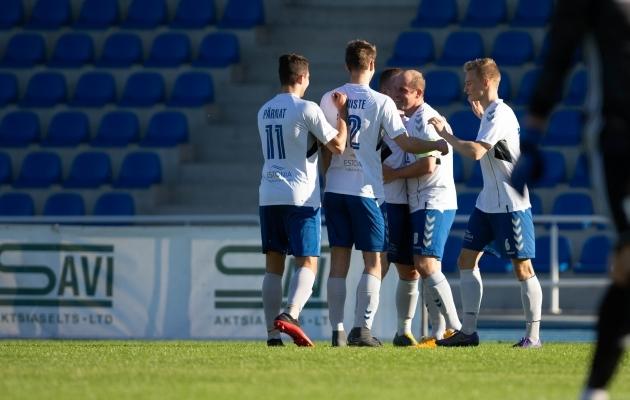 OTSEPILT: viis mängu järjest kaotanud Pärnu proovib nüüd Elva vastu  (Pärnu juhib 2:0!)