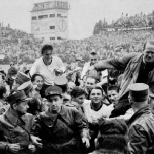 Saksamaa võit 1954. aasta MM-i finaalis on spordiajaloo üks üllatavamaid. Foto: fifa.com