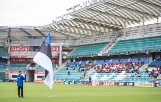 Minister Lukas lubaks juba nädala pärast staadionitele kuni 3000 inimest