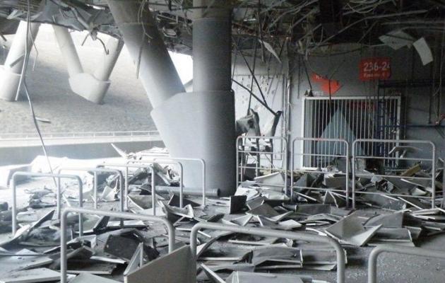 2014. aastal sai Venemaa raketirünnaku järel kannatada ka Donetski Šahtari kodustaadion Donbass Arena