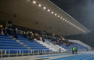 Eesti klubid kinnitasid Euroopa võistlussarjadeks oma kodustaadioni