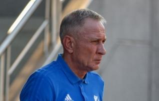 Levadia järgmiseks peatreeneriks saab Sergei Frantsev