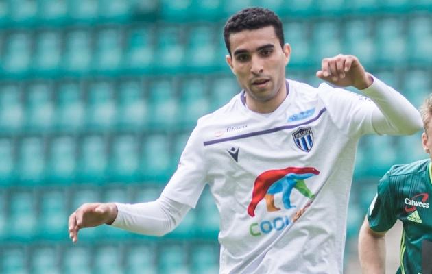 Selim El Aabchi. Foto: Jana Pipar / jalgpall.ee