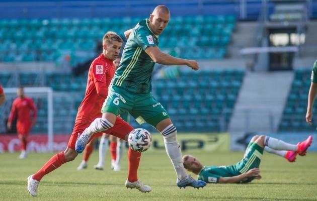 Luup peale | Levadia võitis jälle 4:0 ehk Vassiljev jätkas sealt, kus Reim pooleli jäi