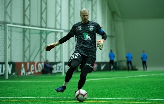 Sergei Lepmets. Foto: Liisi Troska / jalgpall.ee