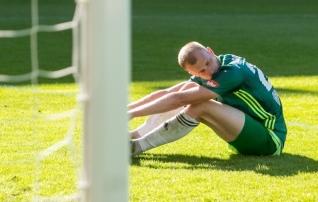 Pikk ette (ja ise järele) | Levadiale jäi tõesti penalti andmata, kuid nädal varem läks täpselt vastupidi