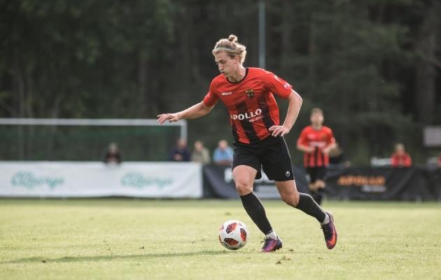 Raimond Eino. Foto: Jana Pipar / jalgpall.ee