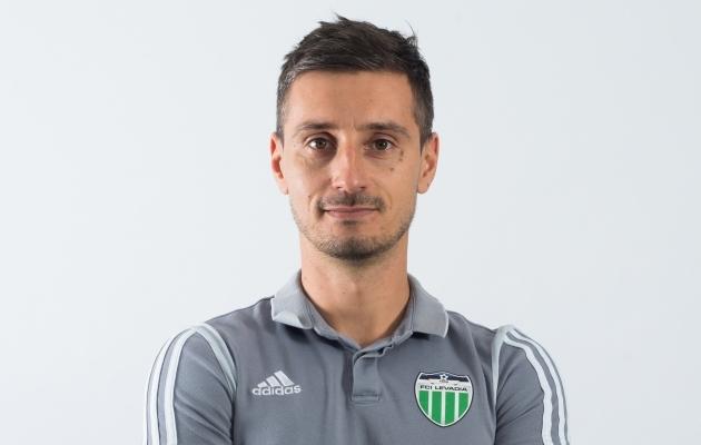 Vladimir Vassiljevist sai püsivalt Levadia peatreener. Foto: Jana Pipar / jalgpall.ee