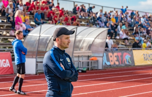 Roman Kožuhhovski. Foto: Allan Mehik