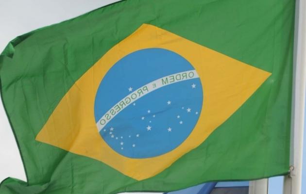Brasiilia lipp. Foto: Heiki Rebane