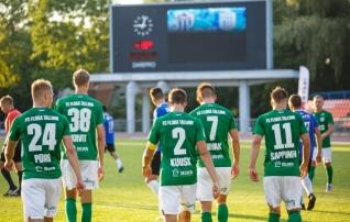 Flora jõudis Eesti kõrgliigas esimesena 2000 punktini