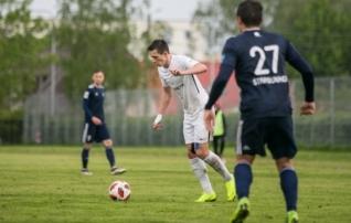 Uljanov sai punase kaardi, PJK rabeles Tammeka U21-st kolme punkti kaugusele