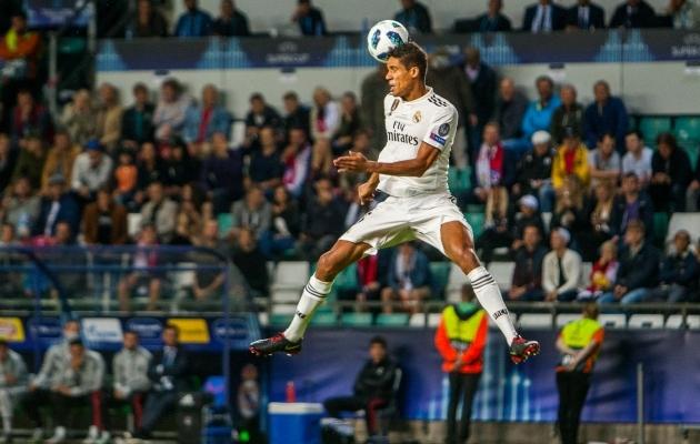 Varane avab ukse kaheksa hulka ehk City-Reali mängukokkuvõte üheksa sekundiga