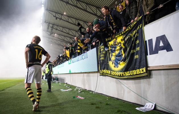 AIK ei suuda mängida ootustele vastavalt. Foto: AIK