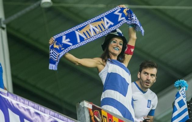 Liverpool ostis Kreeka jumala ja see paneb tantsujala käima küll