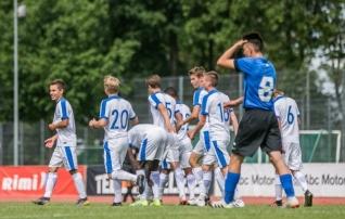 Soome loobus U17 Balti turniiril osalemisest
