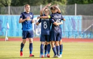 Tamm ja Desna panid kontrollmängus Kiievi Dinamo selili