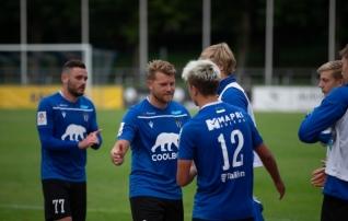VAATA JÄRELE: Nõmme United osutas tugevat vastupanu, aga Kalev võitis väravaterohke lahingu  (+ galerii!)