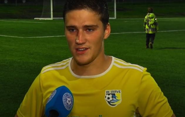 Svjatoslav Jakovlev. Foto: Soccernet.ee