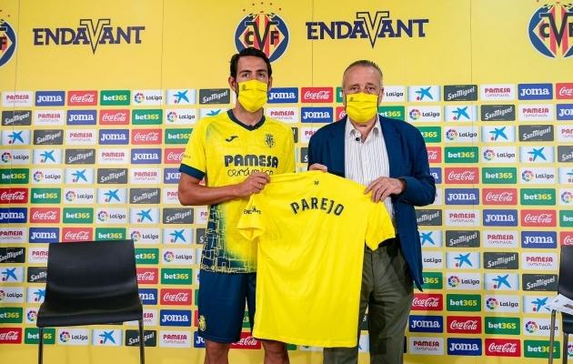 Villarreal on tõestanud, et oskab oma legende hoida. Ehk ka Dani Parejot, kindlasti paremini kui Valencia. Foto: Villarreal CF / Twitter