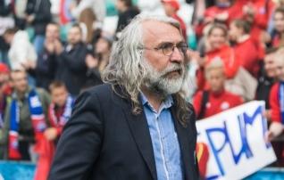 Aivar Pohlak tegi Eesti rannajalgpalluritele komplimendi