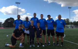 Rakveres toimus Hispaania suurklubi jalgpallilaager