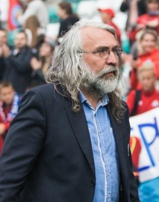 Eesti Jalgpalli Liidu president Aivar Pohlak. Foto: Jana Pipar / jalgpall.ee