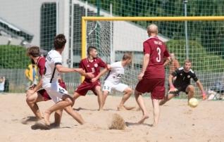 Rannakoondis võitis kümneväravalises mängus Lätit