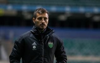Vladimir Vassiljev: kiire värav rikkus meie ilusa mänguplaani natuke ära