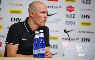 Debütantide ja puudujate osas selgitusi jaganud Voolaid tahab värava- ja võidupõua lõpetada juba Leedu vastu