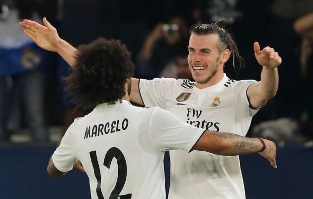 Kas Bale jääb või läheb? Foto: Gareth Bale'i Twitter