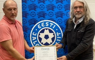 SOS Lasteküla sai jalgpalliväljaku ehitamiseks toetuse