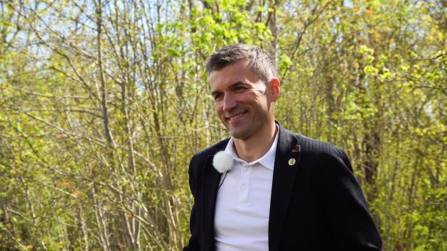 Kristo Tohver on hetkel Eesti ainus VAR-i litsentsiga kohutnik. Foto: Brit Maria Tael