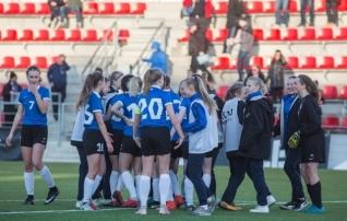 Tallinnas toimuma pidanud neidude U19 Balti turniir jääb reisipiirangute tõttu ära