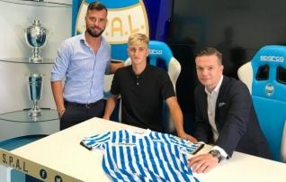 Piht debüteeris Itaalias ja aitas kaaslased võiduni Interi noorte üle