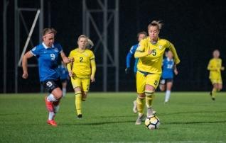 Tipphetked: Kosovo naiskond oli kodus Eestist parem