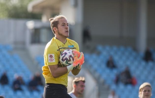 Karl Andre Vallner. Foto: Jana Pipar / jalgpall.ee