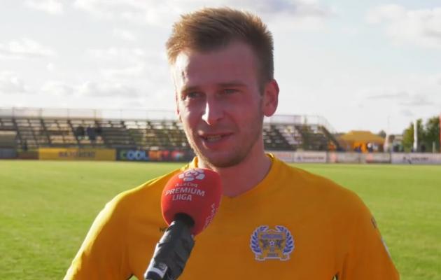 Sander Laht. Foto: Soccernet.ee