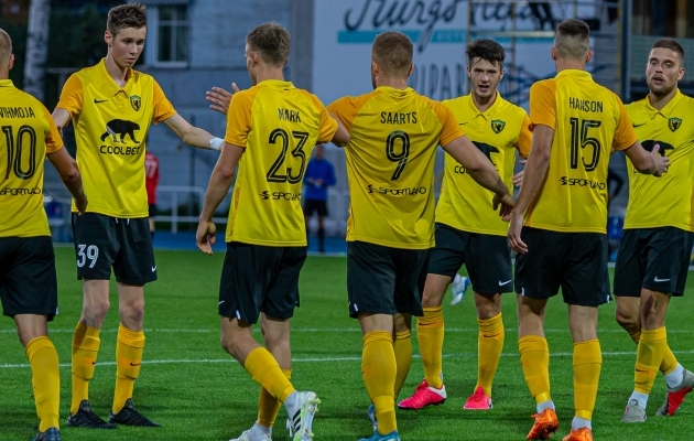 OTSEPILT: viimasest 6 mängust 5 võitnud Tammeka U21 võõrustab veel paremas hoos Vaprust  (käib!)