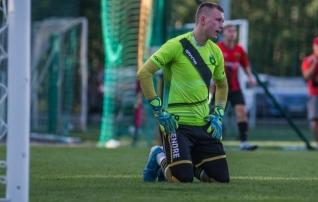 Video: Andreas Kallaste penaltitõrje Vändrat Elvas ei aidanud
