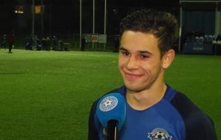 87. minutil Tammeka U21 võiduvärava löönud Laaneots tuletas meelde vana jalgpallitõde