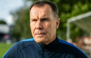 Eesti koondise peatreener: suurepärane, et mängud toimuvad, aga kahju, et ei saa koduväljakul mängida