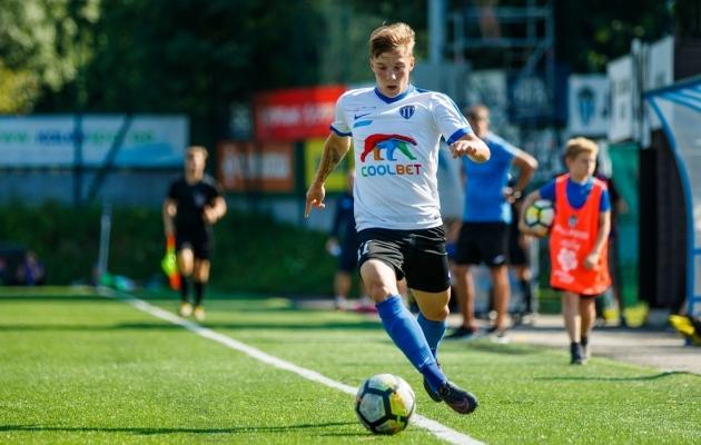 Ioan Jakovlev 2018. aastal Tallinna Kalevi särgis. Foto: Oliver Tsupsman
